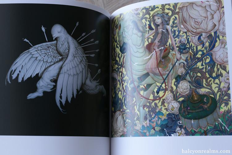 Pareidolia - James Jean Art Book