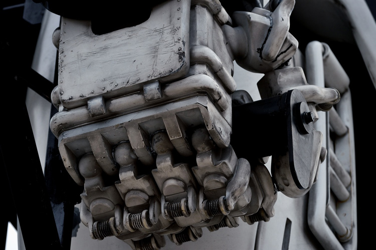 Patlabor Live-Action Mecha Unit