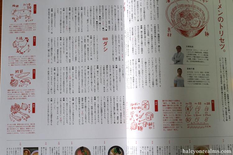 Ramen, Soba, Udon - Brutus Magazine Special Book