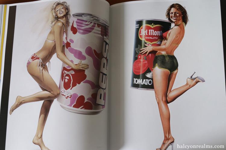 Sorayama XL-Masterworks Edition Art Book