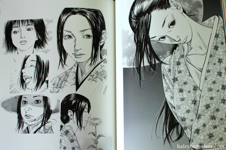 Sumi – Takehiko Inoue Vagabond Art Book