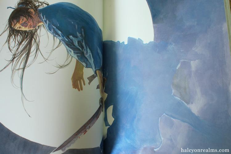 Water - Takehiko Inoue Vagabond Art Book