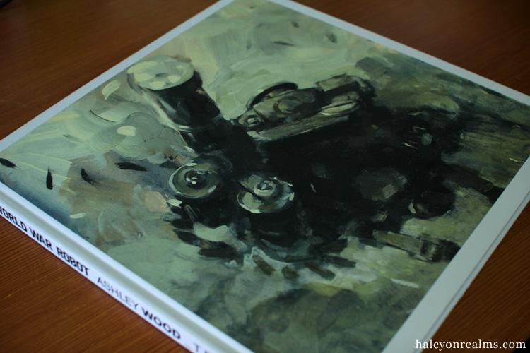 World War Robot - Ashley Wood Art Book