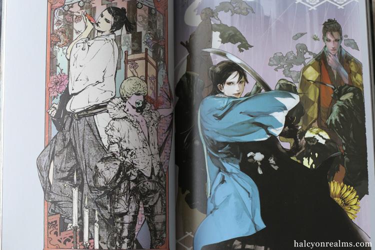 Anime News — Yasushi Suzuki Art Works : Eyes Book Review