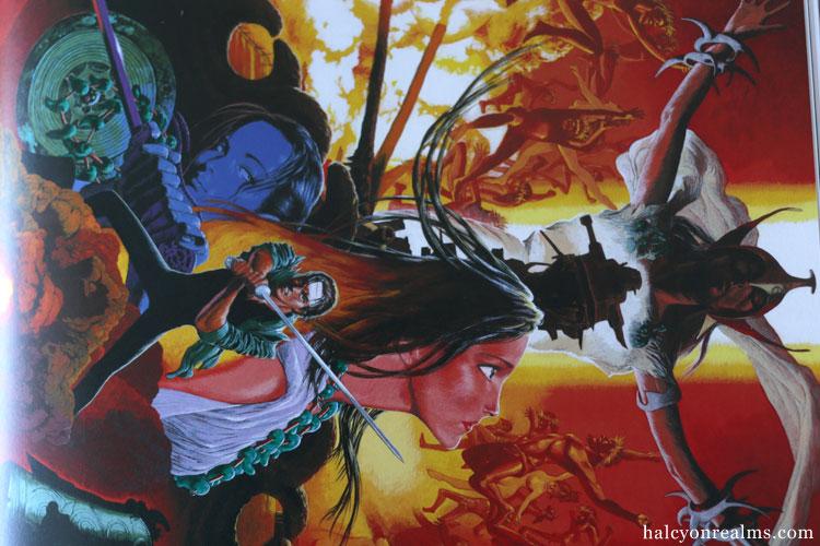 Yukinobu Hoshino Artworks Book Review