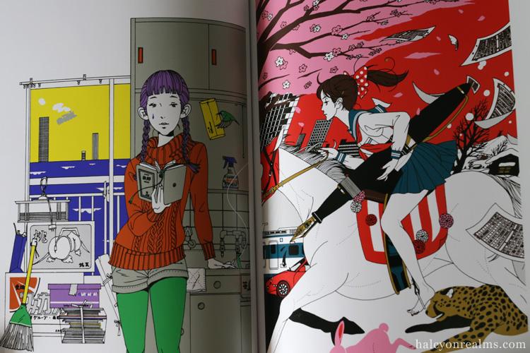 NOW - Yusuke Nakamura Art Book