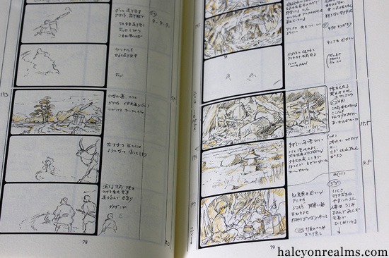 Halcyon Realms u2013 AnimationFilmPhotography and Art Book Reviews - film storyboards