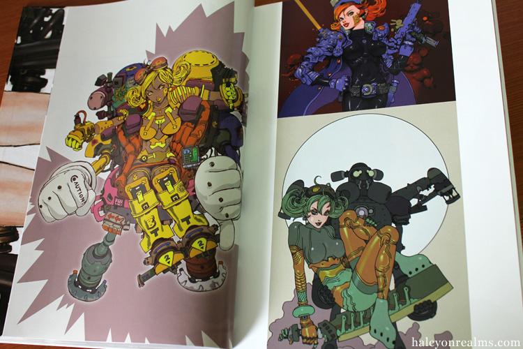 Cover Girls - Katsuya Terada Art Book