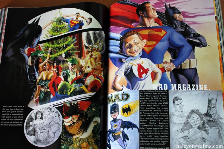 Mythology - The DC Comics Art of Alex Ross
