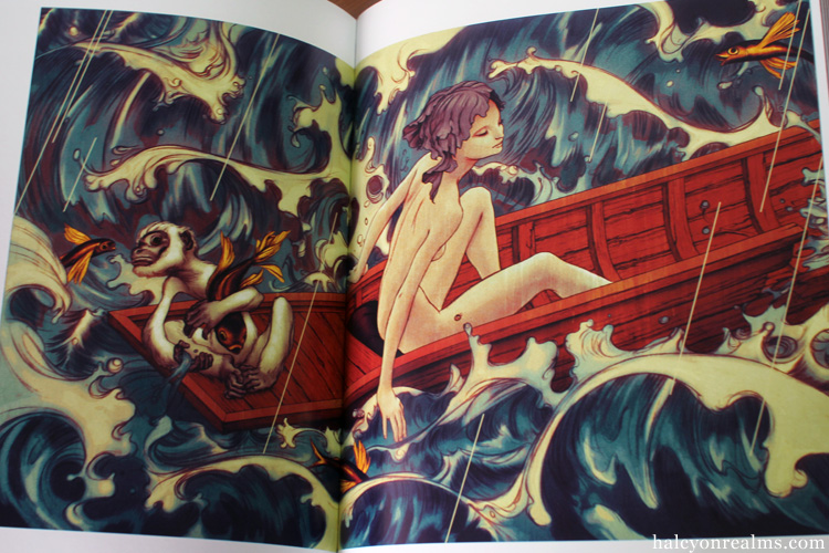 Rebus - James Jean Art Book