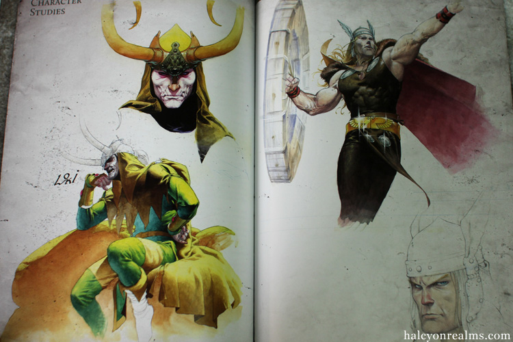 Thor & Loki : Blood Brothers Graphic Novel Esad Ribic