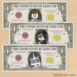 Free Printable LEGO Money