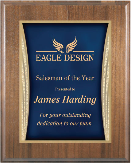 Economy Plaques - Trophies and Awards with Expert Engraving and