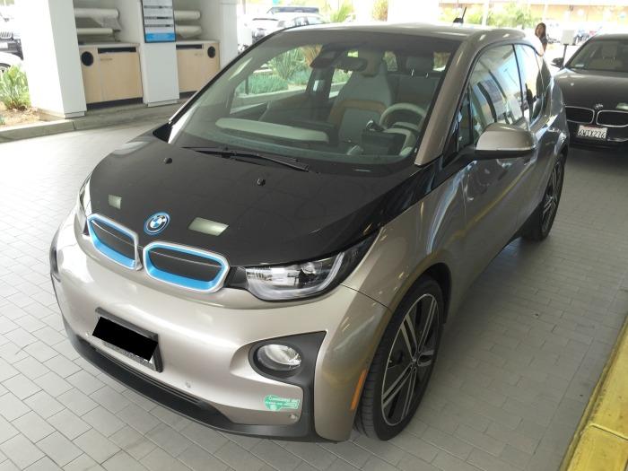 electric car, ev, bmw, i3