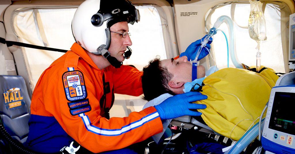 Autonomous Healthcare, One Patient at a Time Hall Ambulance Service