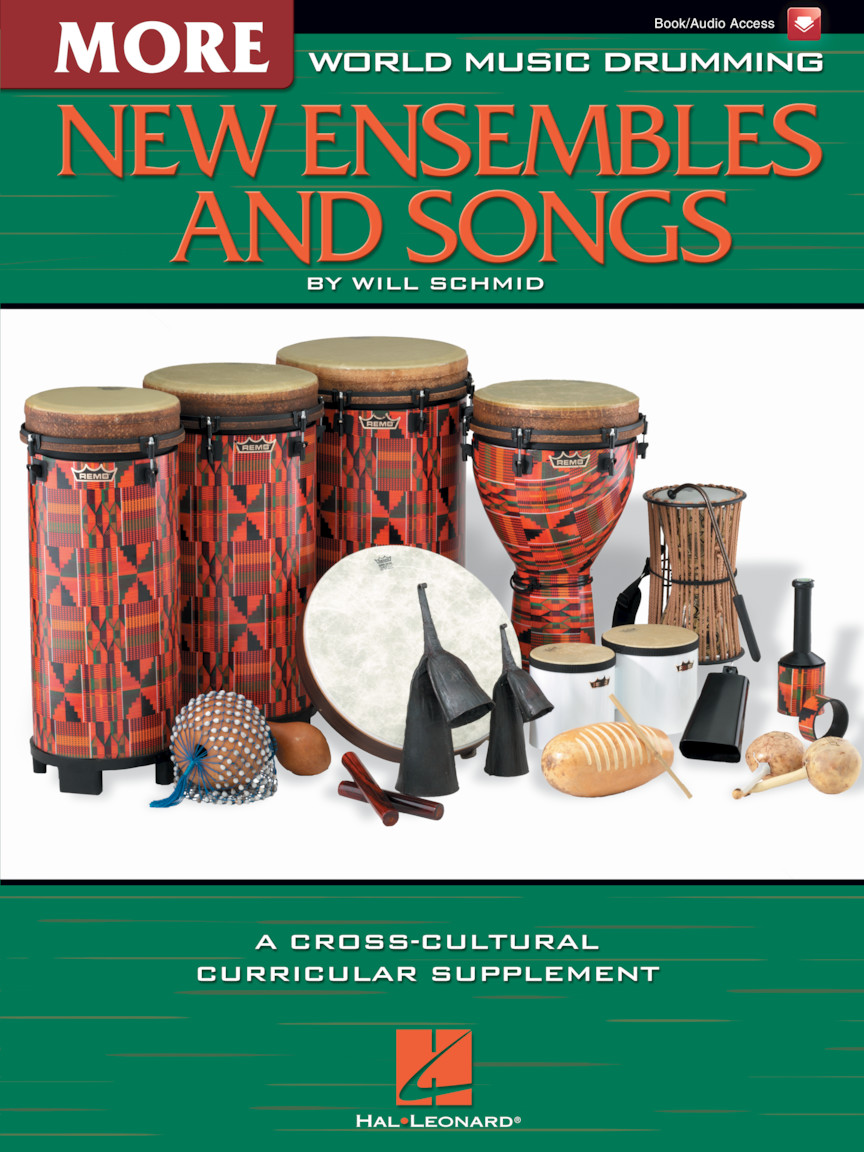 Cross Guitar Book World Music Drumming More New Ensembles And Songs A Cross
