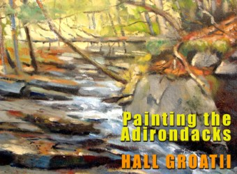 Landscape Painting Techniques Video, Adirondacks Stream