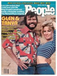 Tanya Tucker and Glen Campbell Alzheimer's Disease