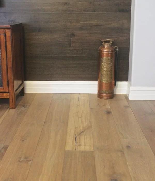 Monterey Bacarra - Hallmark Floors with Glaze Tek finish