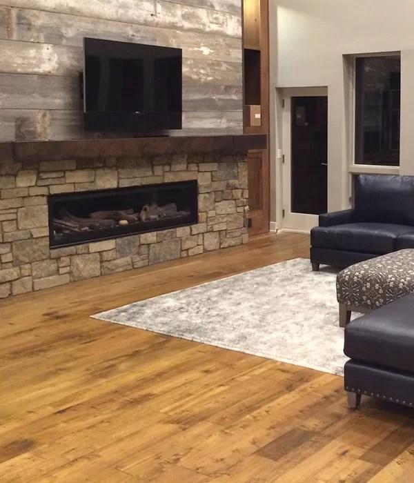 Monterey Cabana - Hallmark Floors with Glaze Tek finish