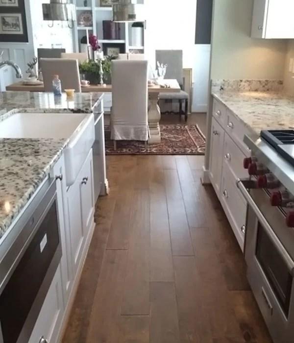 Silverado Driftwood - Hallmark Floors with Truemark finish
