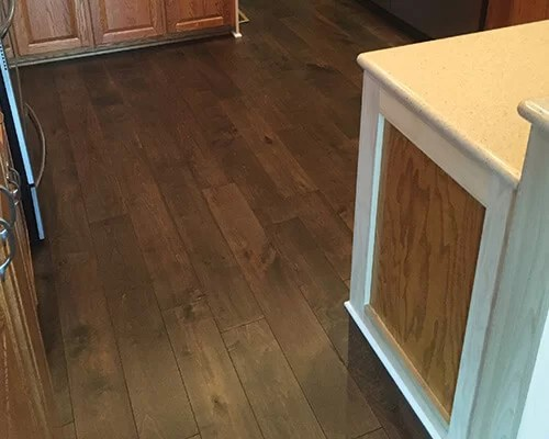Hallmark Floors Installation Photos