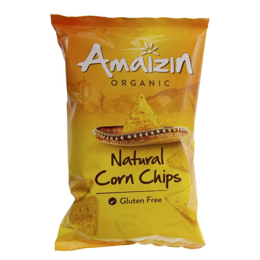 Chips Bestellen Amaizin Tortilla Mais Chips Original 250g