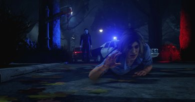 Michael Myers Joins 'Dead By Daylight – The Halloween Chapter'