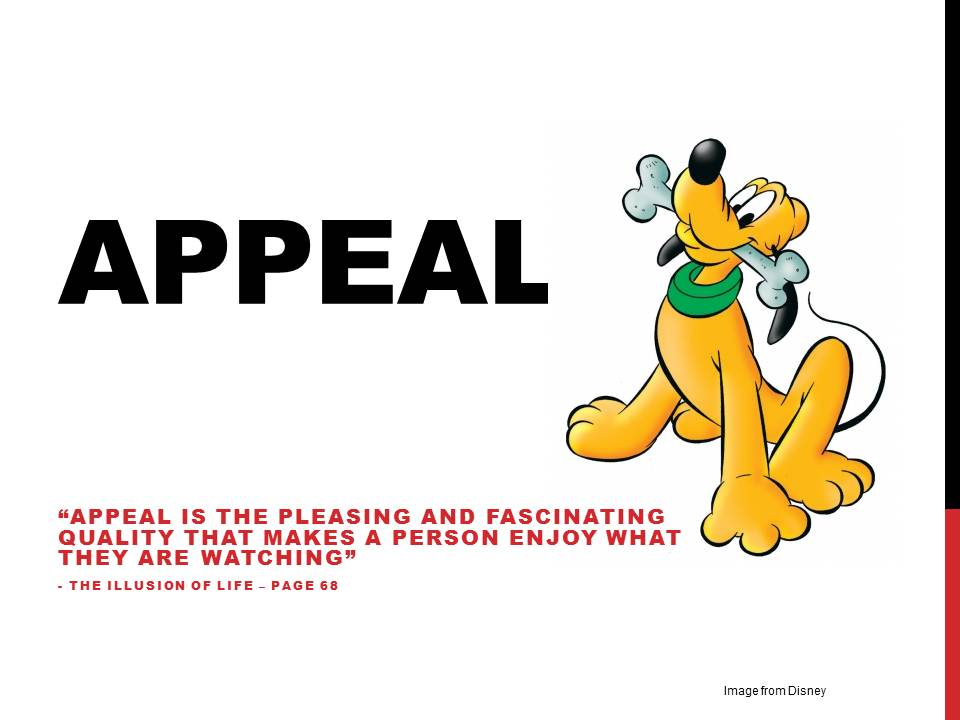 Appeal in a cartoon character corresponds to what would be called - free petition templates examples