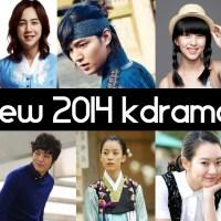 Top 5 New 2014 Korean Dramas