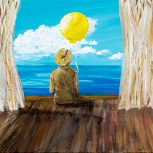 Yellow Balloon (Serendipity)