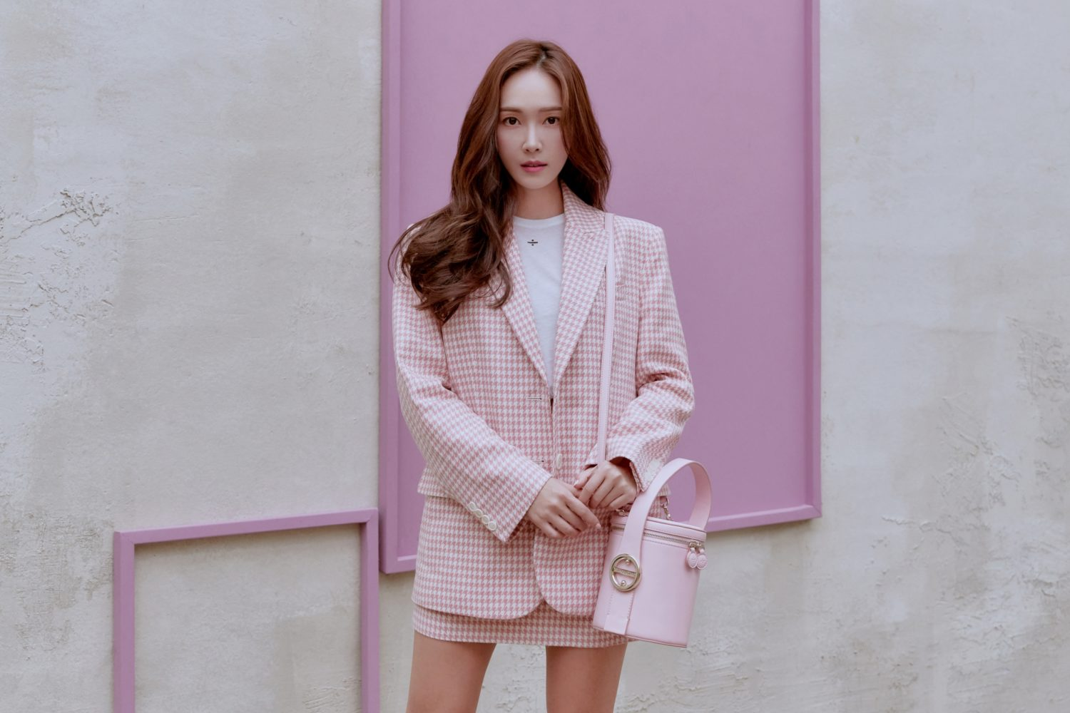 Jung Online Jessica Jung To Collaborate With Zalora To Launch An Exclusive Bag