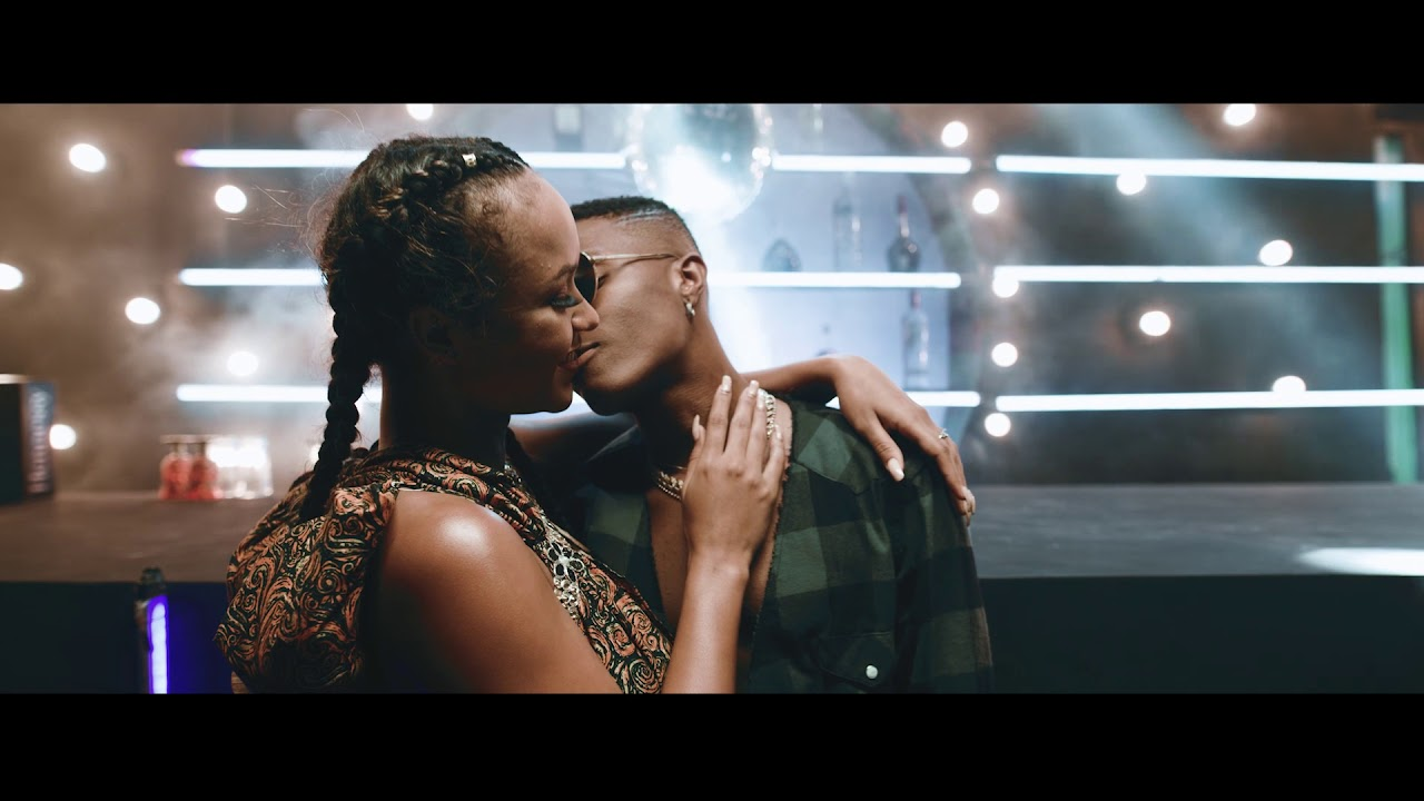 Wizkid Video Official Video Wizkid Ft Duncan Mighty Fake Love