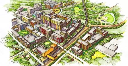Perencanaan Wilayah dan Kota