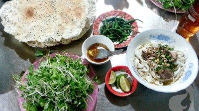 A true taste of Quang noodle