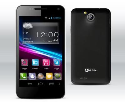 QMobile Noir A12 Price in Pakistan - Full Specifications & Reviews