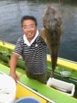 9月11日(水)マゴチ乗合