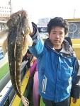 3月17日(火)マゴチ乗合
