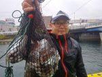 10月29日(火)シトシト雨の釣り日和