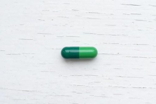 thyme pill