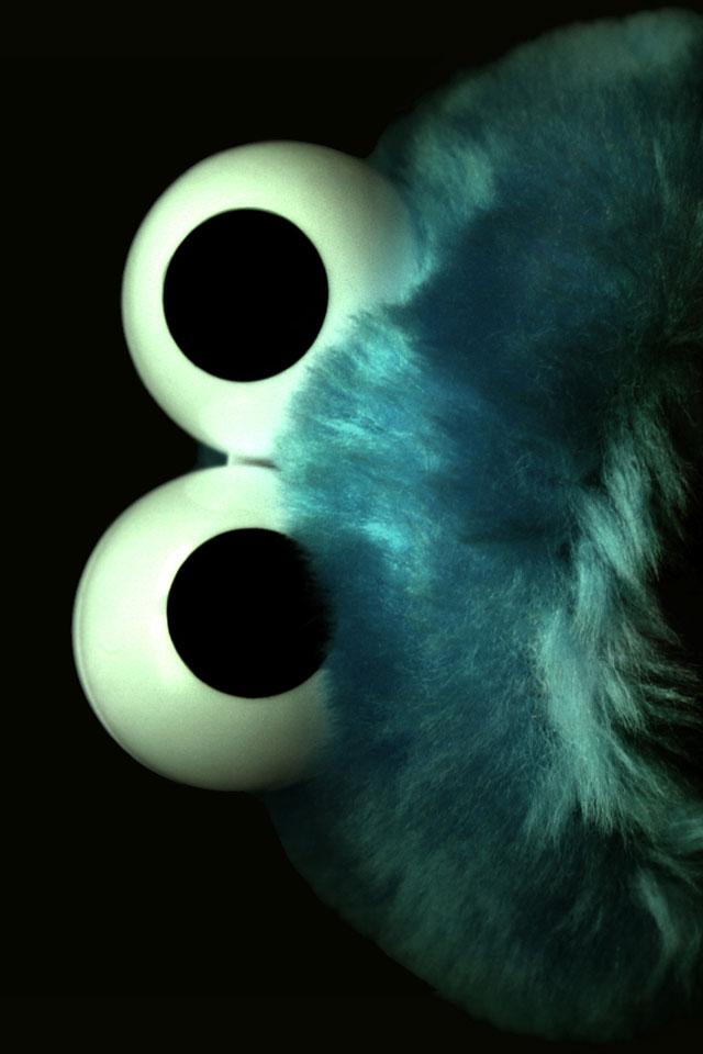 Cookie-Monster-iPhone-Wallpaper | HD WALLPAPERS