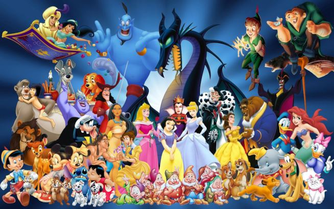 Disney Dress Up Day Hamilton Academy