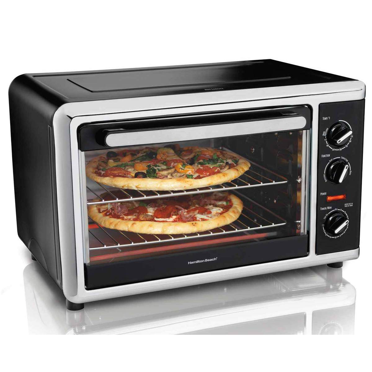 Best Countertop Ovens For Baking Convection Ovens Hamiltonbeach