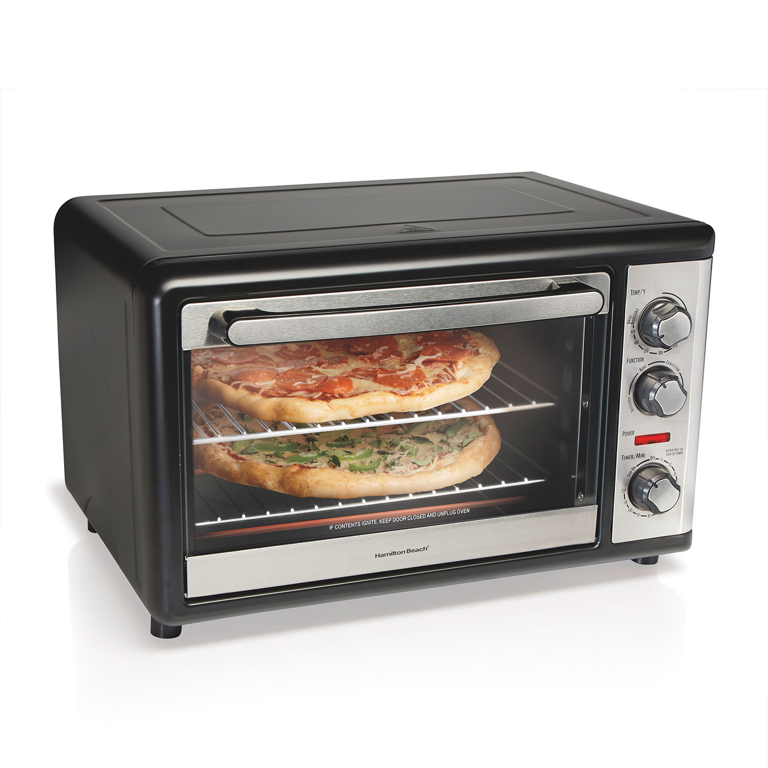 Gambar Oven Gas Pizza Ovens Hamiltonbeach