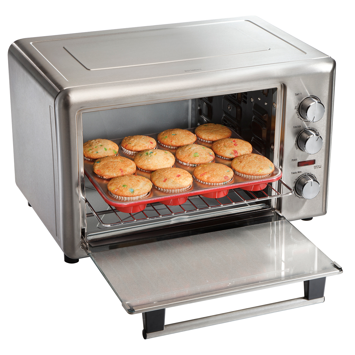 Best Countertop Ovens For Baking Countertop Oven 31103 Stainless Hamiltonbeach