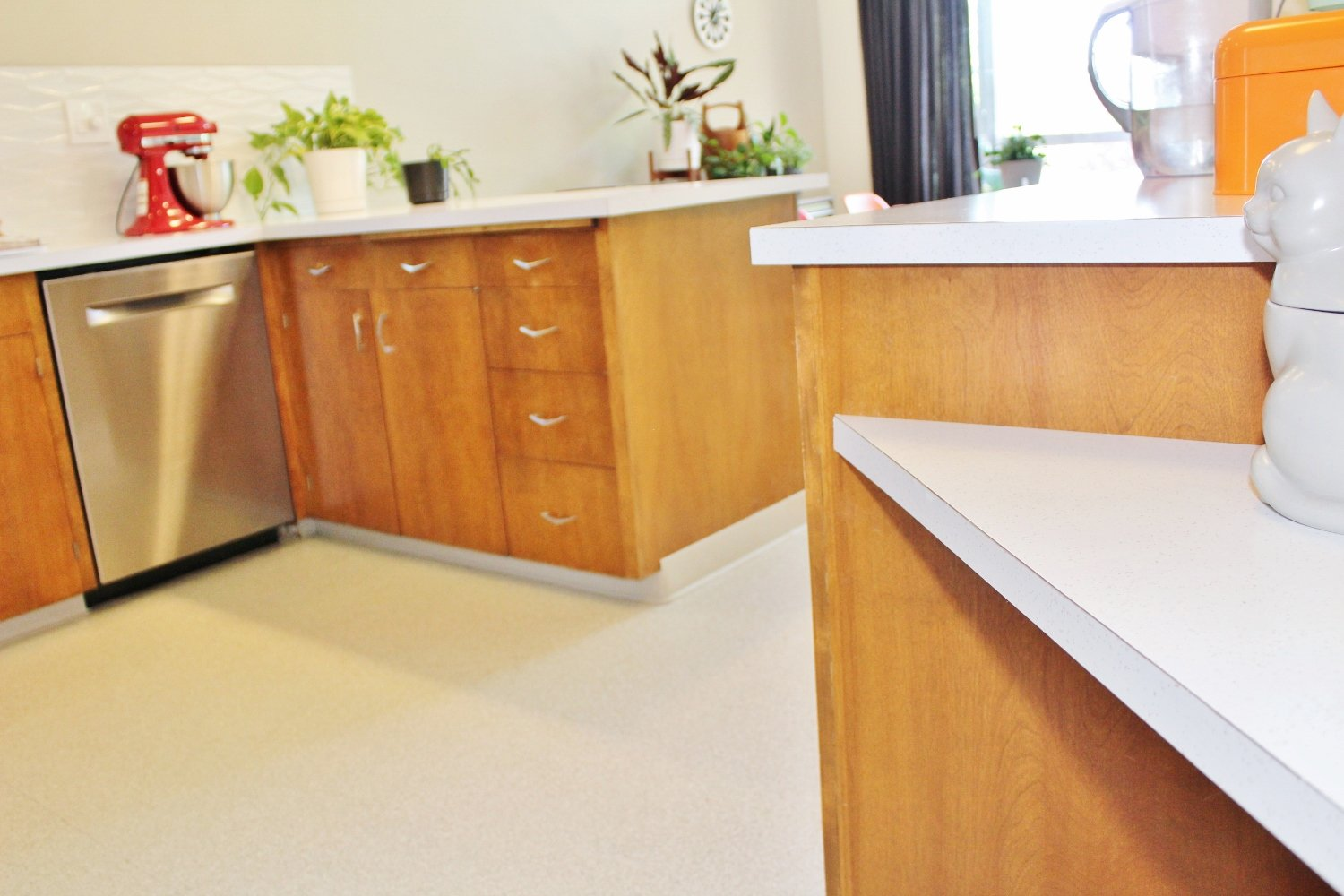 Here S Everything You Need To Install Laminate Countertops Retro Style
