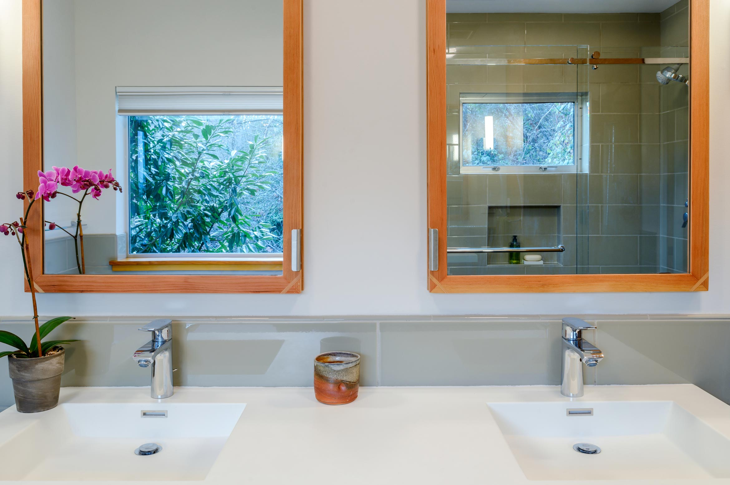 Bathroom Mirrors Seattle Bathroom Remodeling Pics From Portland And Seattle Seward Park