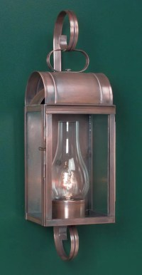 Cape Cod Colonial Wall Lights & Light | New England Style ...