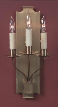 French Country Sconce Lighting & Lights | Handmade Sconces
