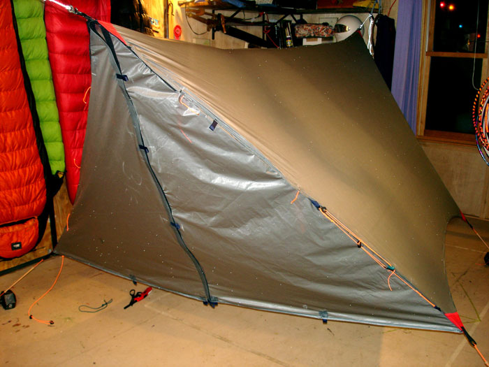 Hg Fly Tinkering With Tarp Ideas